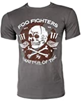 Official T Shirt FOO FIGHTERS Grohl MATTER OF TIME All Sizes