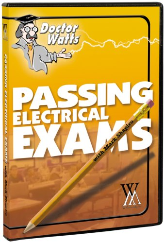 Passing Electrical Exams 2005 DVD - W Marketing - WM-DVD2496-05 - ISBN: B000WC08KI - ISBN-13: 0826081249653