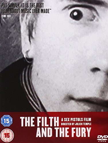 Filth And The Fury - A Sex Pistols Film [Edizione: Regno Unito]