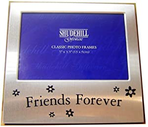 "'Friends Forever' Photo Frame (5 x 3.5"") - Gift For Friend"
