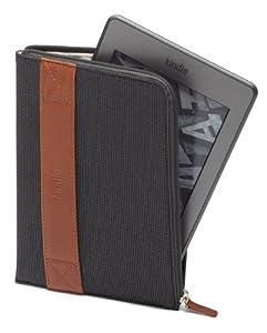 kindle保护套海淘:Kindle原装尼龙拉链保护套