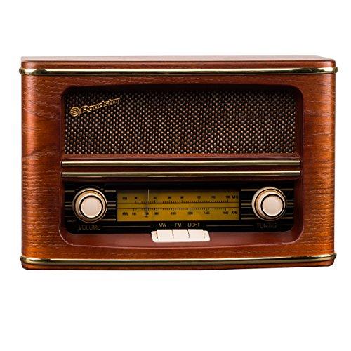 Karcher KA 230-K Retro Radio kirsch