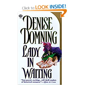 Lady in Waiting Denise Domning