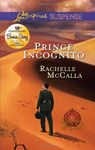 Image of Prince Incognito (Love Inspired Suspense)