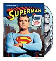 Adventures Of Superman The Complete Second Season from Warner Home Video
