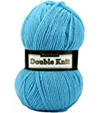 Marriner Double Knit 100G | DK Yarn/Wool | Acrylic (Turquoise)