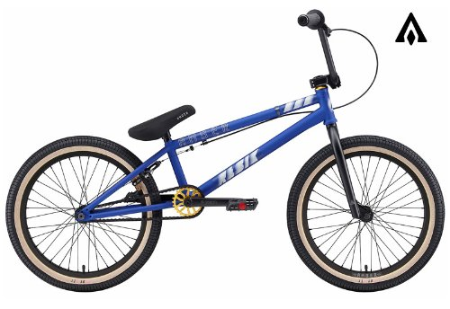 Amber Resik Matte Blue BMX Bike
