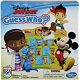 Disney Jr Guess WhoGame