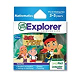 LeapFrog Jake and The Never Land Pirates Learning Game (Works with LeapPad Tablets, LeapsterGS, and Leapster Explorer)