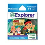LeapFrog Explorer Game: Disney Jake a...