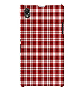 EPICCASE orderliness Mobile Back Case Cover For Sony Xperia Z1 (Designer Case)