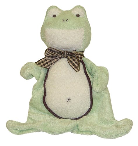 Mary Meyer Earthmates, Frog Squeakums, 8-Inches