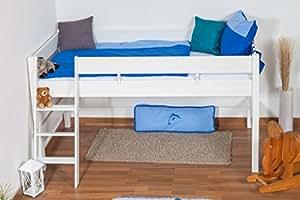 kinder hochbett angebote auf waterige. Black Bedroom Furniture Sets. Home Design Ideas