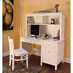 Olivia Desk, Hutch and Chair