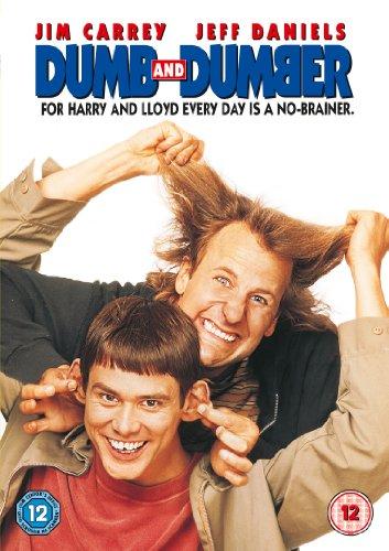 Dumb and Dumber [DVD] [1994]