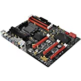 ASRock Fatal1ty 990FX Killer AM3+ AMD 990FX SATA 6Gb/s USB 3.0 ATX AMD Motherboard