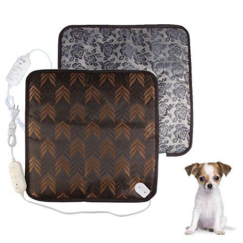 Vktech® Pet Dog Cat Waterproof Electric Heating Pad Heater Warmer Mat Bed Blanket