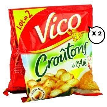 French garlic crouton Vico-crouton a l ail- 4 x 180 gr