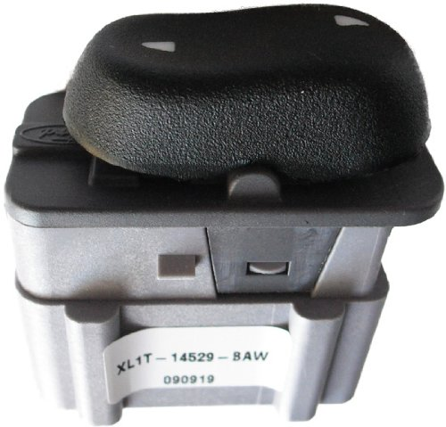 2000-2001 OEM Excursion Window Control Switch Ford (2000 2001 00 01 Passenger side, power, button, panel, door, lock) (93 Chevy Caprice Window Switches compare prices)