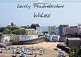 Natascha Valder Lovely Pembrokeshire, Wales: Beautiful Photos of Pembrokshire (Calvendo Nature)