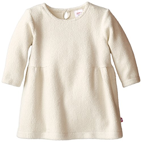 Zutano Baby Girls' Cozie Fleece Dress