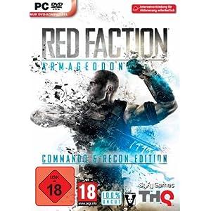 51KJtrRjpHL. AA300  Amazon Blitzangebot des Tages seit 15:ooUhr! Red Faction Armageddon FSK18 (uncut) für PC/PS3/XBOX ab  29,97€ inkl. Lieferung