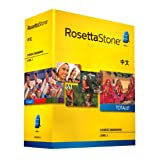 by Rosetta Stone  2,024% Sales Rank in Software: 93 (was 1,976 yesterday)  Platform:   Windows 7 /  8 /  XP, Mac OS X 10.6 Snow Leopard (19)  Buy new:  $179.00  $99.00