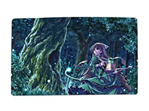 A Wide Variety of Rozen Maiden Characters Desk & Mouse Pad Table Play Mat (Suiseiseki /  Jade Stern Star)