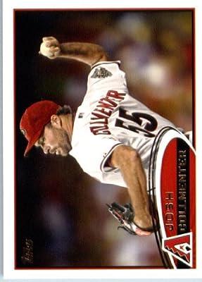 2012 Topps Baseball Card # 544 Josh Collmenter - Arizona Diamondbacks - MLB Trading Card