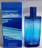 Davidoff 'Cool Water Pure Pacific' Eau De Toilette for Men 125 ml
