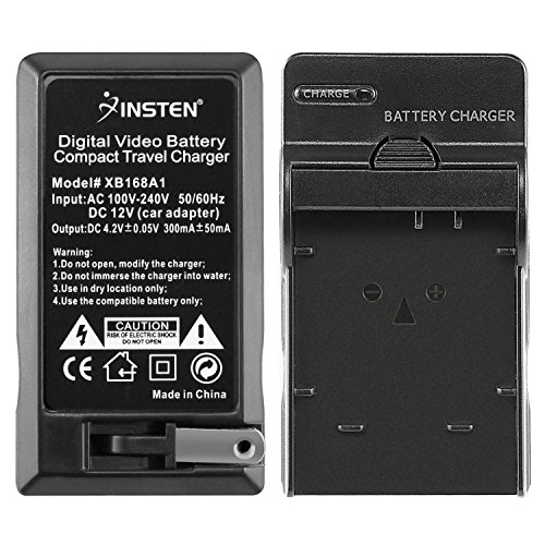 Premium NP-BK1 NPBK1 Battery Charger with Car Charger Adapter for Sony MHS-PM1 / MHS-PM1/D / MHS-PM1/V sony np bg1 battery
