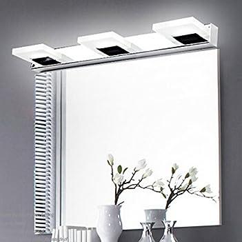 3 light cool white 500lm modern 9w 360 rotation led for Amazon bathroom vanity lights