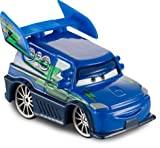 2013 Disney Pixar Cars DJ With Flames,Tuners #3 of 10