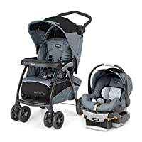 Chicco Cortina CX Travel System, Iron from Chicco