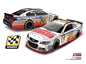 Dale Earnhardt Jr. 2014 Daytona 500 Race Win NASCAR Diecast Car Pre-order, 1:24 Scale... by Lionel Racing
