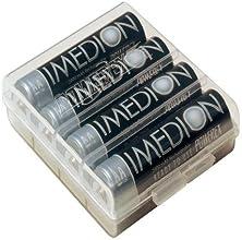 """4 Baterías recargables POWEREX IMEDION """"AA"""", NiMH, 2400mAh"""