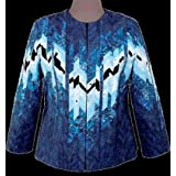 Midnight Glacier Jacket Pattern Kit for Slim Fit