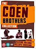 The Coen Brothers Collection - Fargo/Raising Arizona/Miller's Crossing [DVD] - Ethan Coen