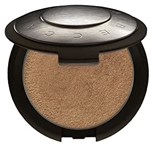 Becca Cosmetics Becca Shimmering Skin Perfector Pressed Powder # Topaz 8G/0.28OZ