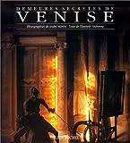 echange, troc Élisabeth Vedrenne, André Martin - Demeures secrètes de Venise