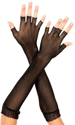 [Anmengte Halloween Masquerade Party Cosplay Costume Accessories Gloves (One size, 4-1)] (Mail Order Bride Adult Costumes)