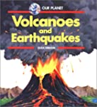 Volcanoes & Earthquakes - Pbk (Our Pl...