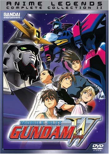 Mobile Suit Gundam Wing: Complete Collection 2 [DVD] [Region 1] [US Import] [NTSC]