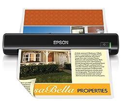 Epson WorkForce DS-30 Portable Document & Image Scanner (Certified Refurbished)