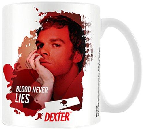 Dexter, Tazza, Bianco (weiß)