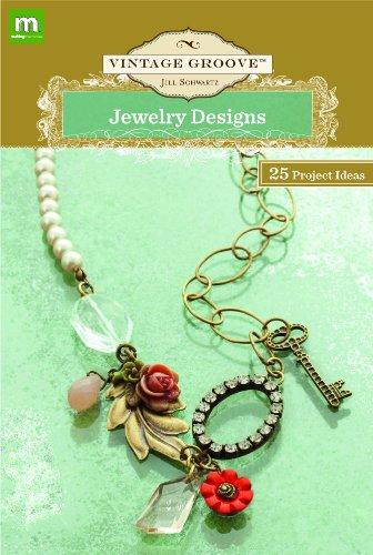 Making Memories Jill Schwartz Vintage Groove Jewelry Project Idea Booklet