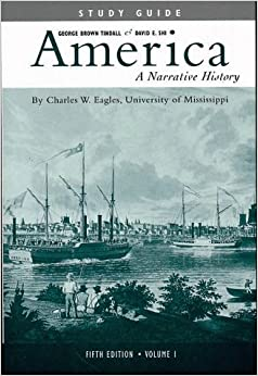 tindall and shi chapter 16 study Tindall & shi america a narrative history study guidechapter 5 from empire to independencemrs laura whisler1 what was the purpose of the royal proclamation of.