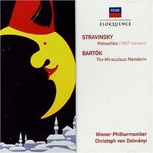 Stravinsky : Petrouchka ; Bartok : Le Mandarin Merveilleux [Australia]