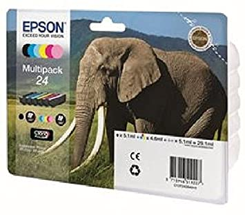 Cartouche d'encre 26 6 claria photo hD multipack pour expression photo