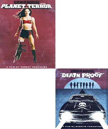 Grindhouse Presents: Planet Terror (2 Disc Excl)/Death Proof (Lim. Edi